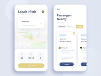 Travel Sharing App