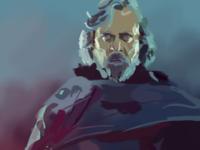 illustration Luke