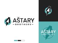 Aštary Brothers Logo