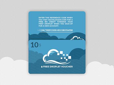 Voucher [Freebie] digitalocean servers vps hosting development voucher freebie free coupon