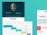Visual Exploration | Climbing Training App