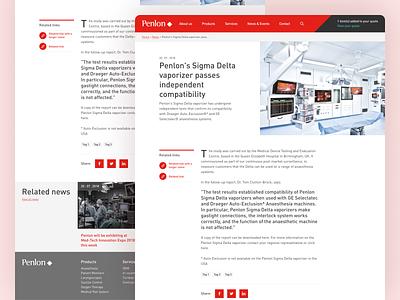 Penlon News Page article blog news