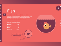 Protein fish page