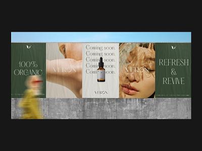 Veron campaign campaign minimalism fashion editorial ecommerce