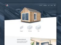 Web design for Modulus