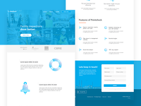 One page design for Pointcheck