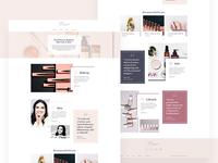 Beauty Club design