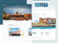 Real estate website for Spain