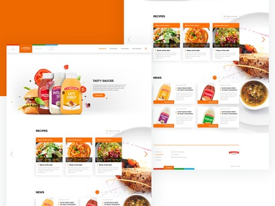 Web design for Vogabær