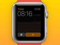 014 • Visual Countdown Timer (Apple Watch)