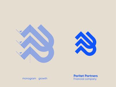 Paritet Partners Logo Design