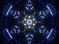 Abstract star v2