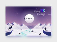 Happy Holidays from 10Clouds!