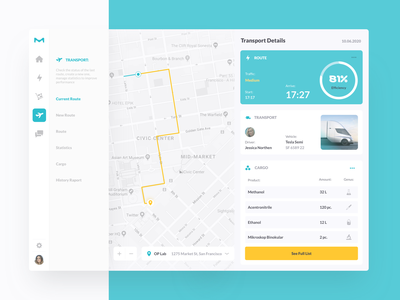 What you can do with Liquid – Vol. 1 tesla science healthcare ui ux website web application app cars transport trucks tracking react native react dashboard what you can do with liquid liquid design system