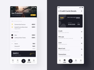 Travel Expense App 💶