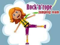 Rock'n'rope illustration