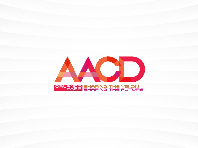 AACD STYLE GUIDE 2020 - Branding - logo - icons for Conference