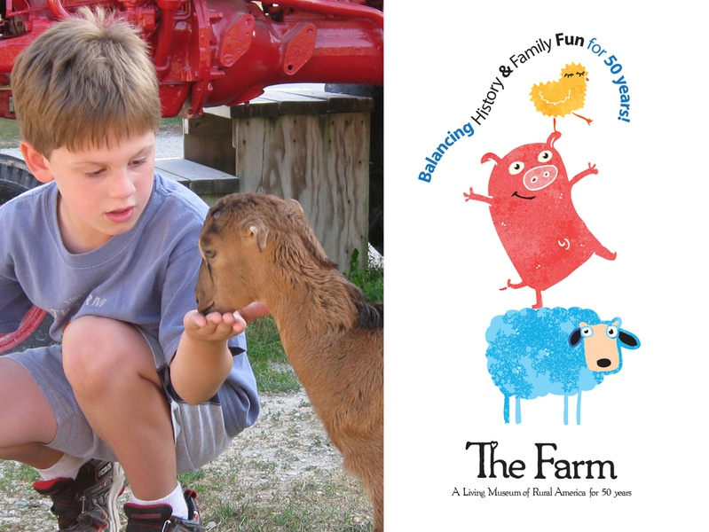 The Farm - Illustrations for kids