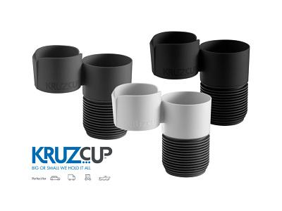 KruzCup - Branding - Logo Design - Icon illustration icon design package design logo branding