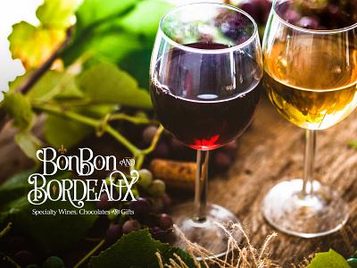BonBon Logo package design icon design logo branding