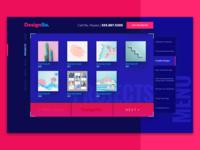 UI Design Challenge | Portfolio