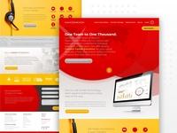 Call Service Service Desktop Homepage