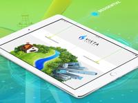 Vista Energy App Design