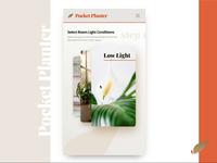 Pocket Planter UI Animation