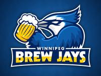 Brew Jays Logo