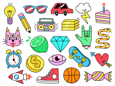Janky Icons