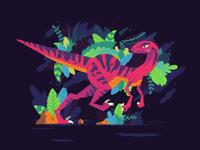 Velociraptor mongoliensis🌿