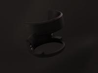 Magnetic dosing ring single shot