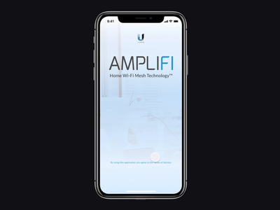 Amplifi App UI Concept alien softui neumorphic signup native mobile interaction design animation figma dashboard ui