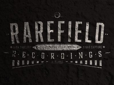 Rarefield Recordings | Logo Design