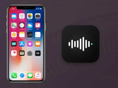 Daily UI Challenge #005 - App Icon