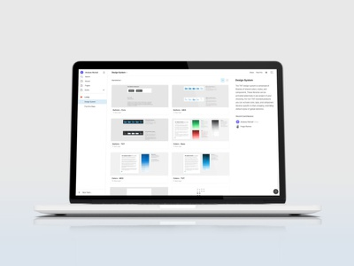 TNT Design System dsm documentation ux ui zeroheight figma design system