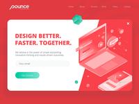 Pounce Website