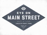 Eye on Main Street logo