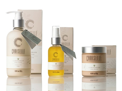 Choiselle Packaging No. 2