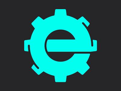 "Gear ""e"" gear e projekt inc. sean costik teal engine sprocket"