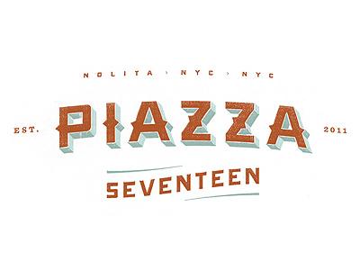 Piazza full logo