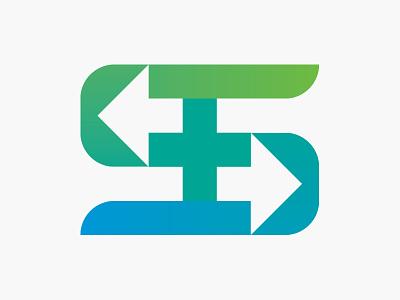 Logo concept No. 1 logo medical arrow arrows s sharing cross medical cross healthcare