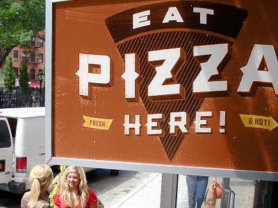 Final Pizza Sign