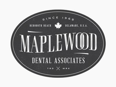 Maplewood - No. 1