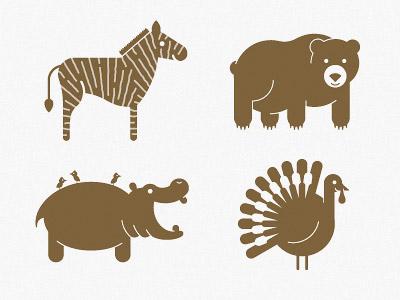 Animals No. 4