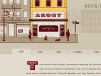 Martin Treu Website