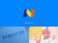 新南方圆logo