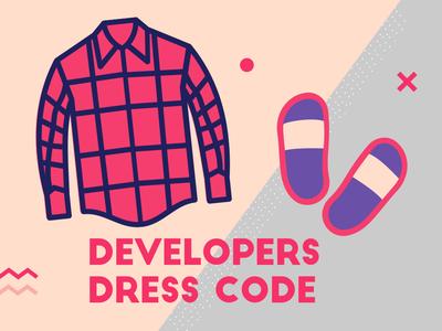 Developers  Dress Code