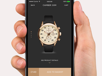Watch App iOS