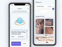 Product Page - Ecommerce